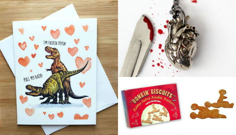 geeky valentines day gifts