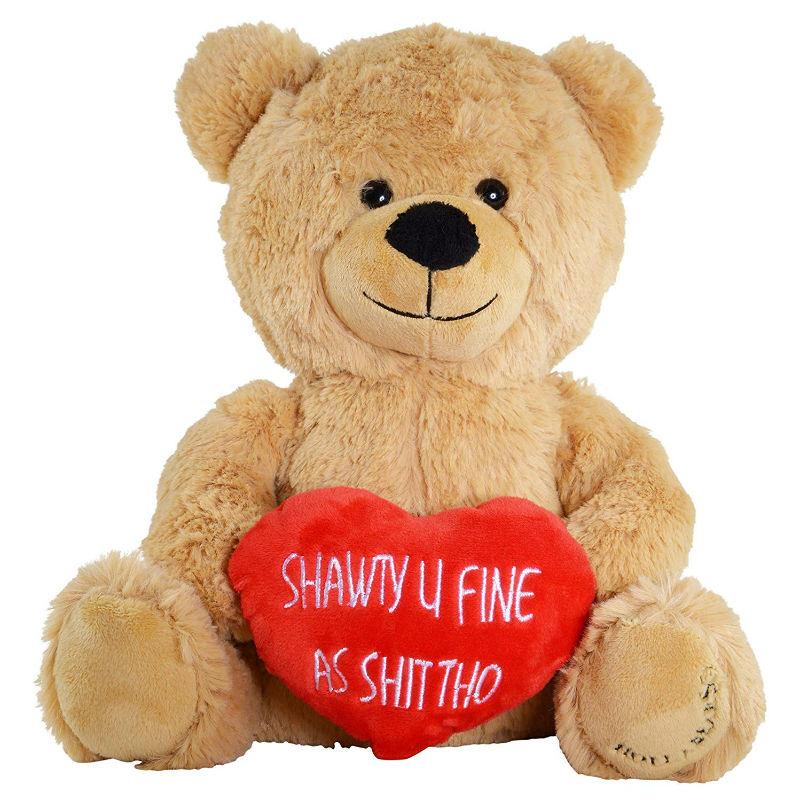 shawty you fine as shit tho bear
