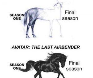 Game of Thrones Vs Avatar The Last Airbender meme