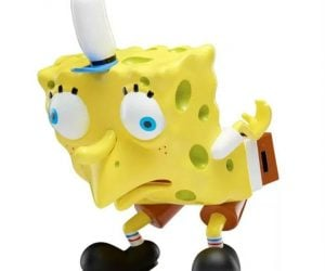 Spongebob Meme Figures – Now you can own your very own licensed Handsome Squidward, Surprised Patrick or Imaginaaation Spongebob!