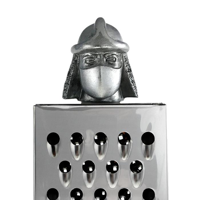 tmnt shredder cheese grater