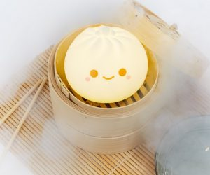 Dumpling Light – A xiao long bao with a face that lights up, basically. His name is Little B, just FYI. Provides a charming battery powered glow. And not for eating,