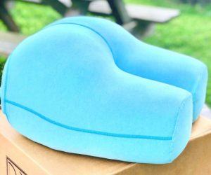 Butt Shaped Pillow – Bury your face into the softness of the buttress pillow. The sweet spot between the thighs and under the cheeks gently contour your head and offers