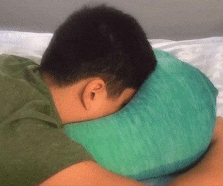 butt shaped pillow