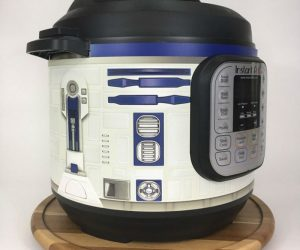 This wrap turns your Instant Pot into R2D2!