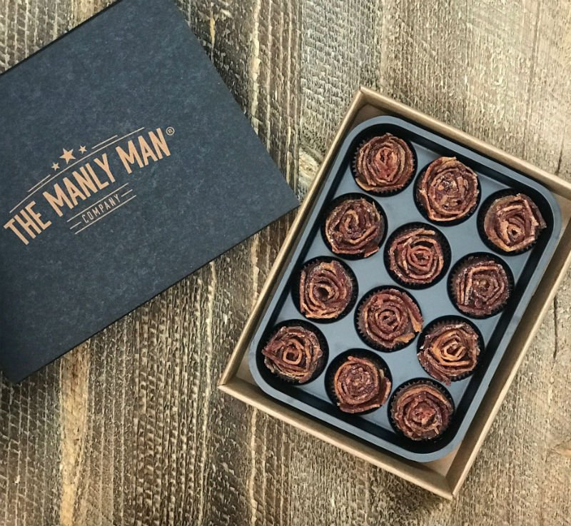bacon roses manly man co