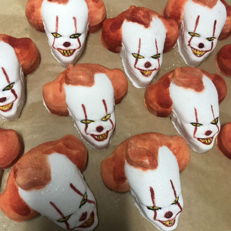 pennywise bath bombs