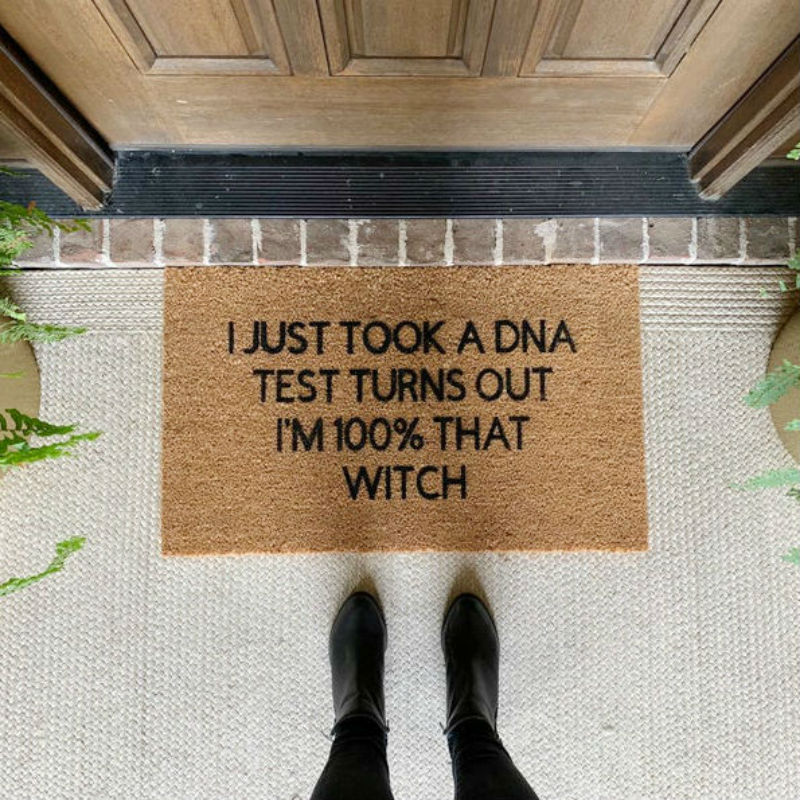 100 percent that witch