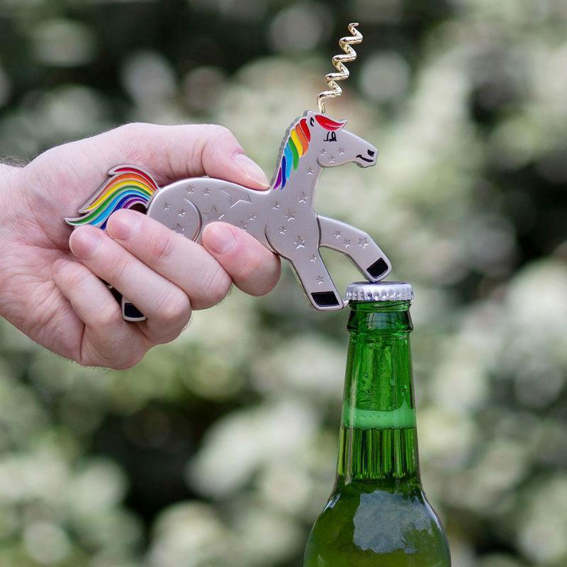 unicork bottle opener corkscrew