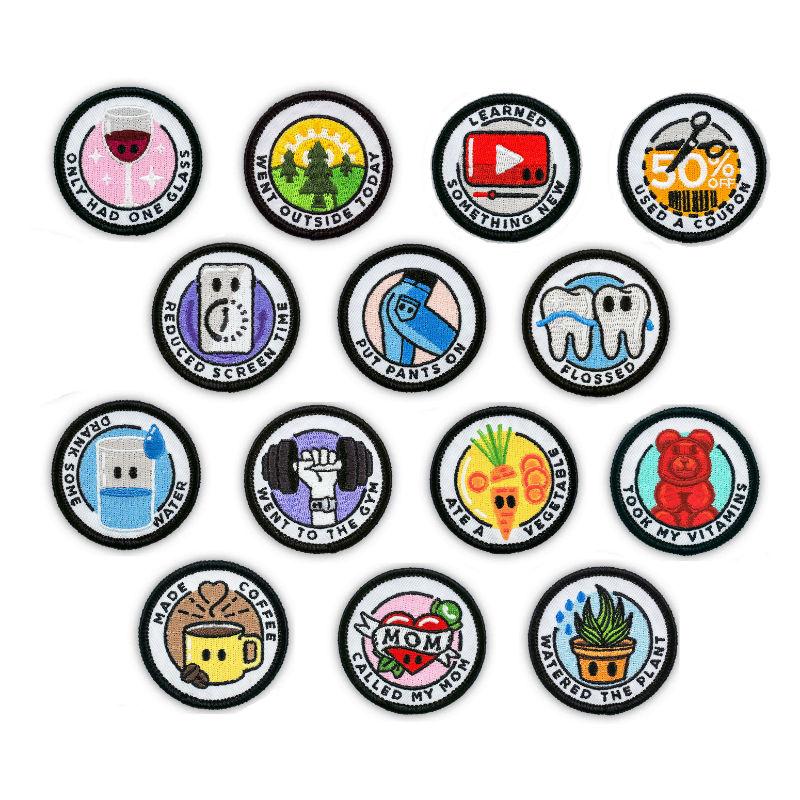 adult merit badges etsy