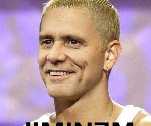 Jiminem meme – Jim Carrey Eminem mashup