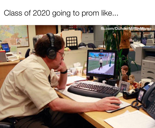 class of 2020 going to prom like