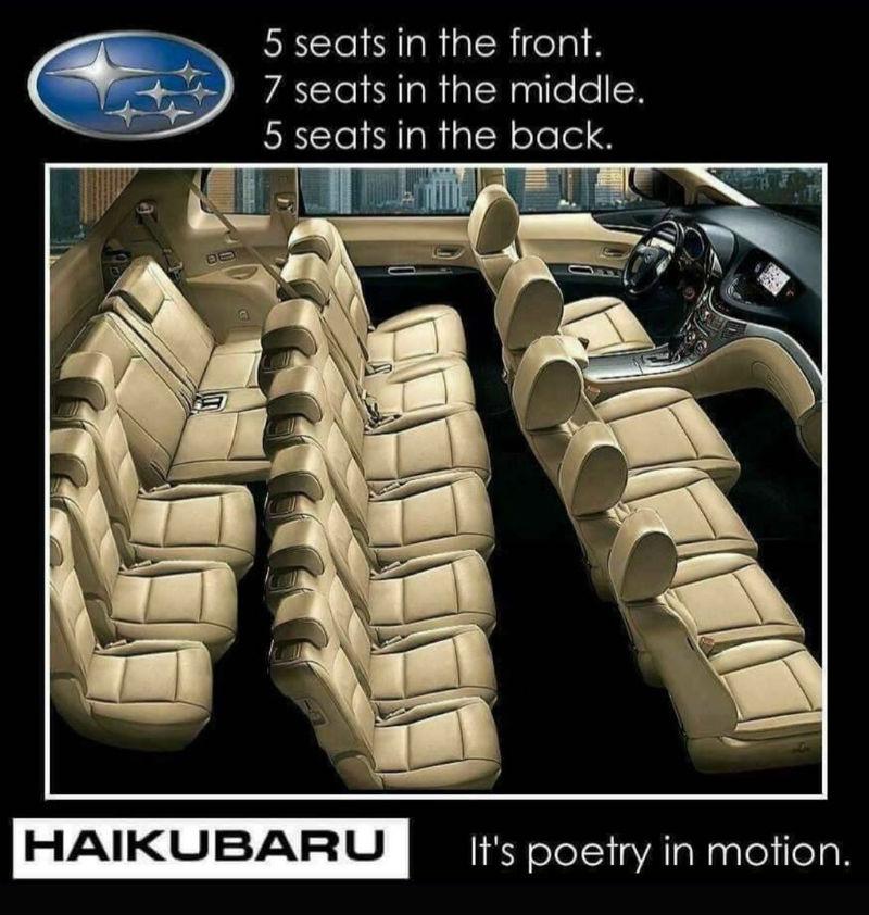 haikubaru subaru meme