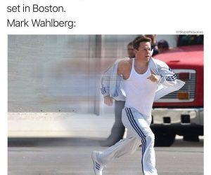 Movie Studio It's About Corrupt Cops In Boston Mark Wahlberg – Meme
