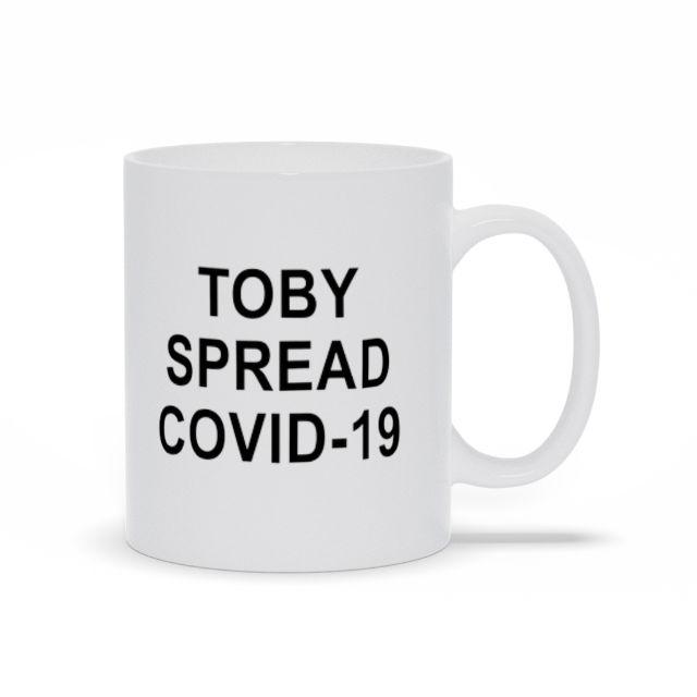 toby spread corona virus