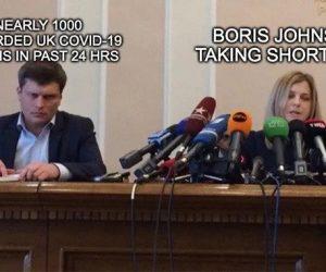 Boris Johnson Coronavirus Meme