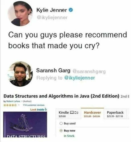 can you guys please recommend books that made you cry