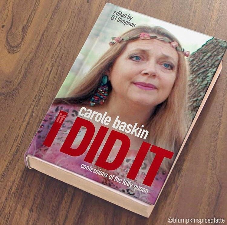 carole baskin i did it book