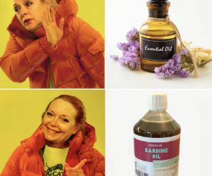 Carole Baskin Essential Oil Sardine Oil Meme