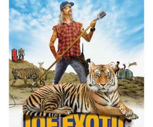 David Spade Is The Tiger King Joe Exotic Movie Poster