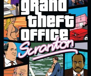 Grand Theft Auto Scranton – The Office Video Game Parody Meme