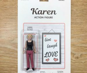 Karen Action Figure – Manager sold separately