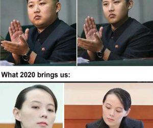 Kim Jong Un Sister Kim Yo Jong Meme