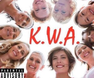 KWA Karens With Attitude Album Cover – Meme