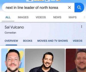 Next In Line Leader Of North Korea Sal Vulcano Meme