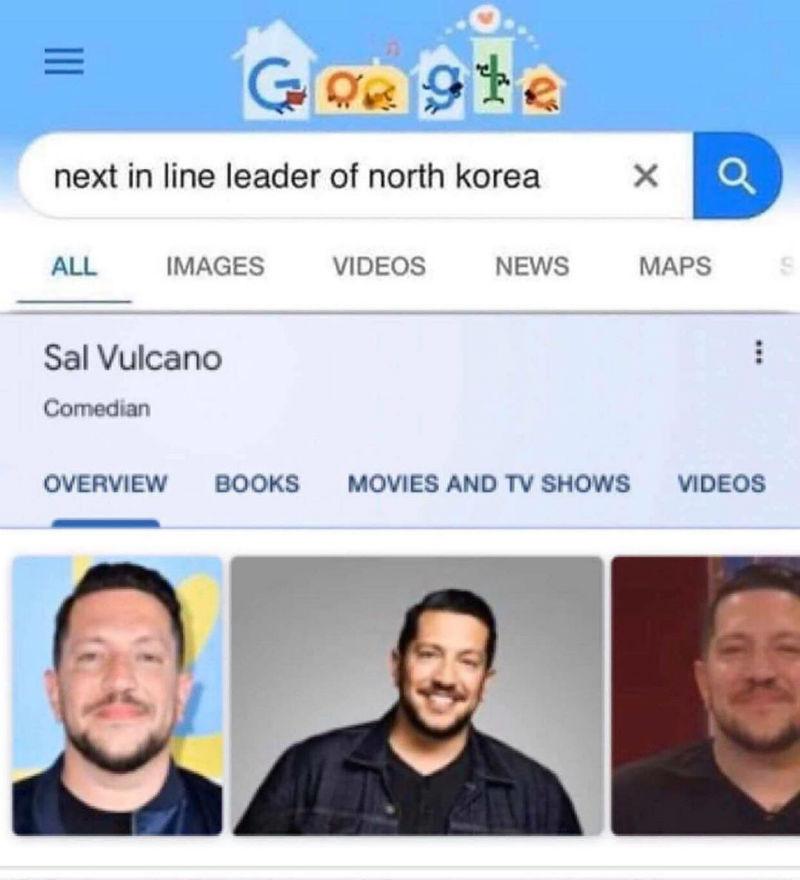 next in line leader of north korea meme