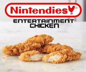 Nintendies Entertainment Chicken – Meme