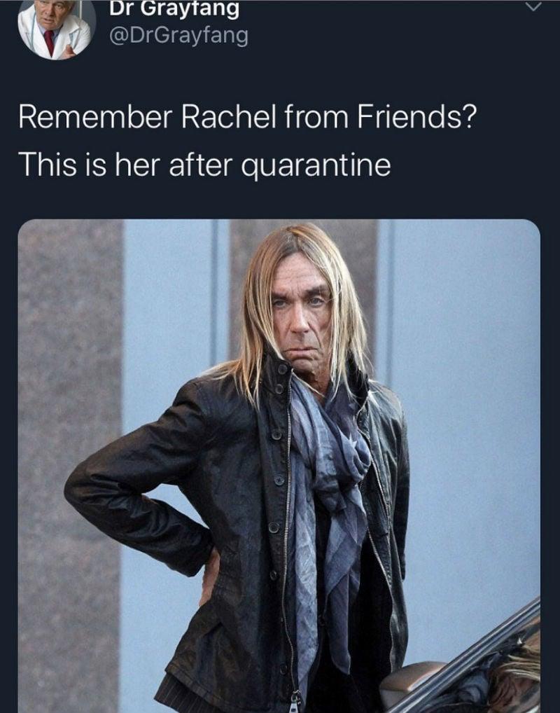 remember rachel from friends