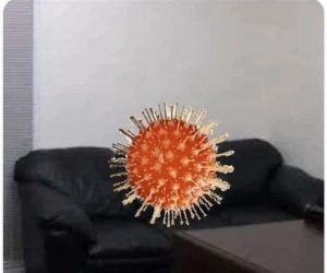 Coronavirus Covid 19 Casting Couch Meme – So it says here you're 19?