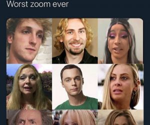 Worst Zoom Ever – Meme