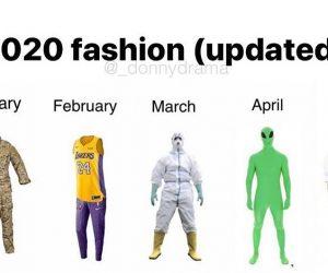 2020 Fashion Updated – Murder Hornets Meme