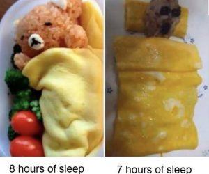 8 Hours Vs 7 Hours Of Sleep Meme