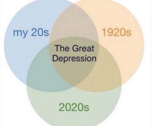My 20s 1920s 2020s The Great Depression – Meme
