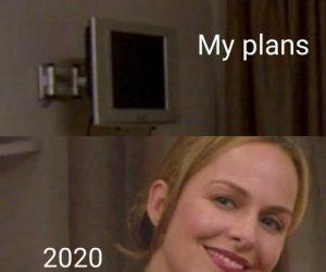 My Plans 2020 Jan The Office Meme