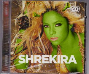 Shrekira – Shrek Shakira Meme