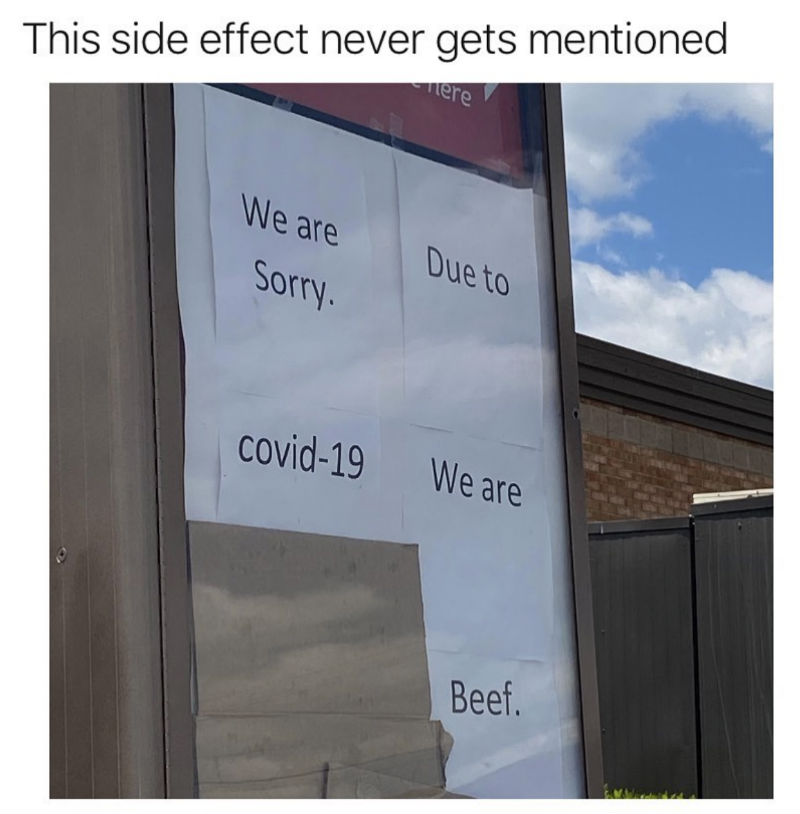 we are sorry due to covid 19
