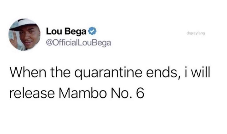 when the quarantine ends