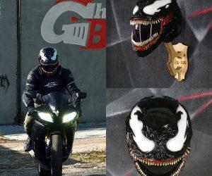Venom Motorcycle Helmet – The sickest helmet you'll ever owned!
