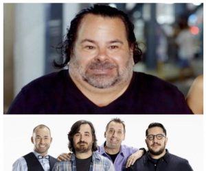 Big Ed Looks Like All The Impractical Jokers Combined Into One – Meme
