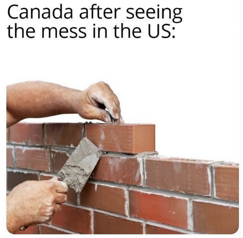 canada after seeing the mess in the us