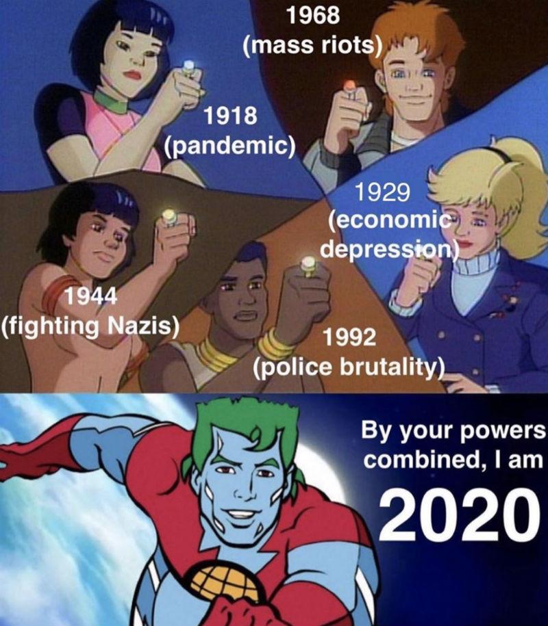 captain america 2020 meme