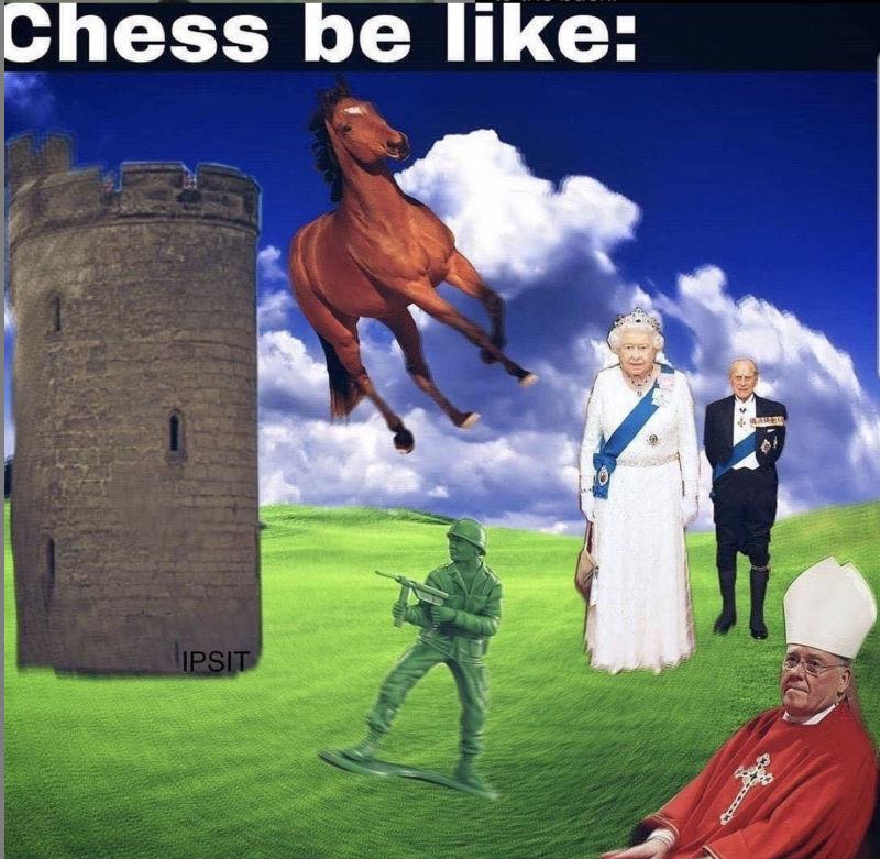 chess be like meme