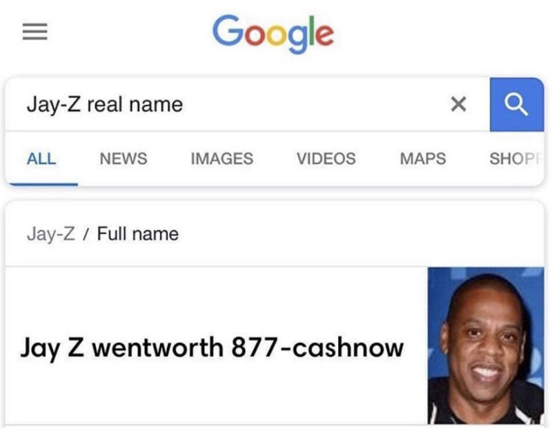 jay z real name jay z wentworth