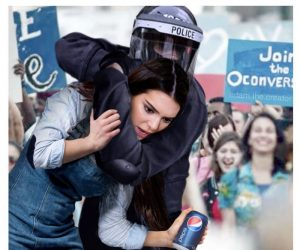 Kendall Jenner Pepsi Protest Extended Version – Meme via @adam.the.creator