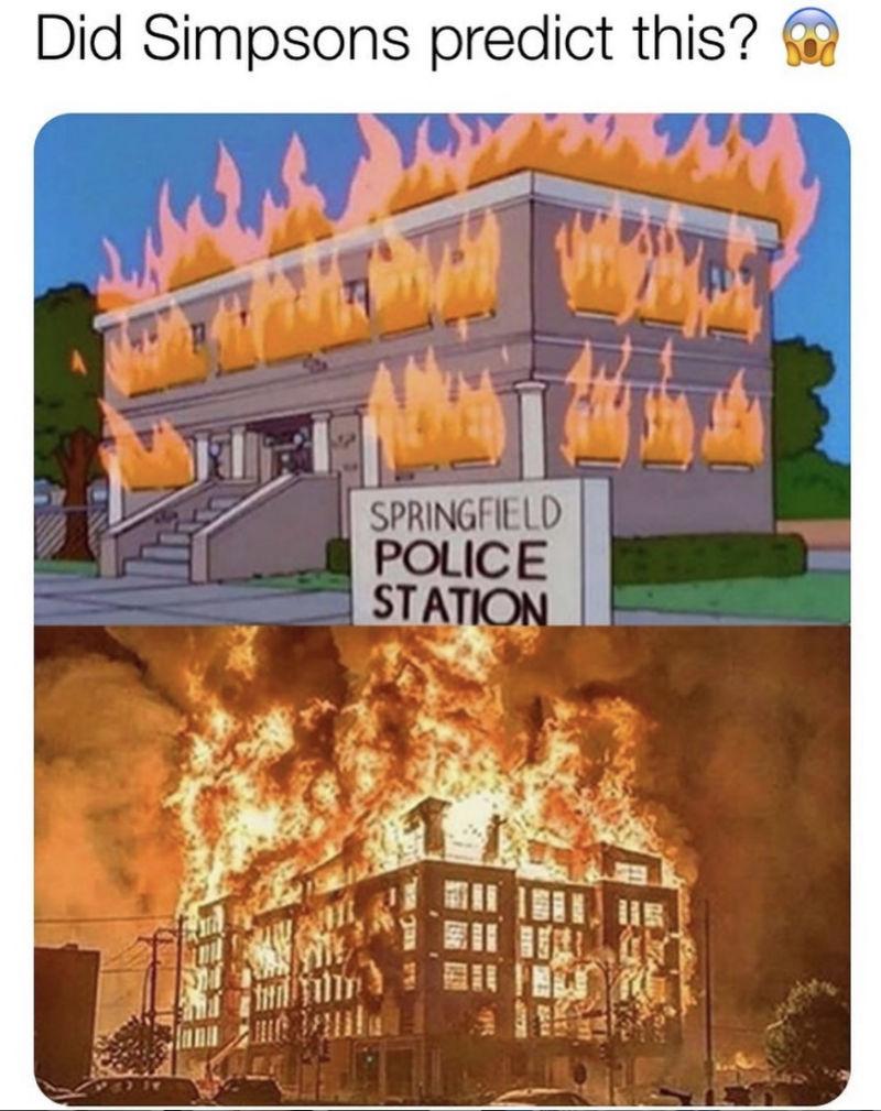 minnesota  police station