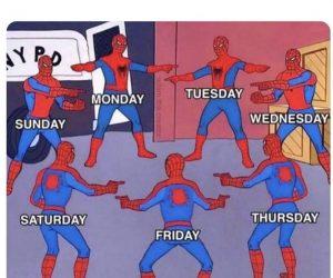 4th Month Of Lockdown Is Like – Meme